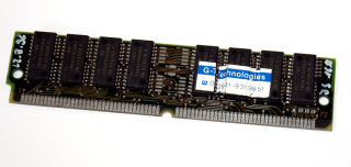 16 MB FPM-RAM  72-pin PS/2  60 ns FastPage-Memory Texas Instruments TM497BBK32S-60