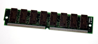 16 MB FPM-RAM 72-pin PS/2 non-Parity 60 ns  Chips: 8 x Texas Instruments TMS417400DJ-60   s1111