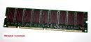 256 MB SD-RAM 168-pin PC-133U ECC-Memory  double-sided