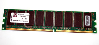 1 GB DDR-RAM PC-2700R Registered-ECC  Kingston D12872C251