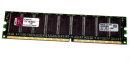 1 GB ECC DDR-RAM 184-pin ECC PC-3200E  Kingston...