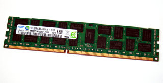 8 GB DDR3-RAM Registered ECC 2Rx4 PC3-10600R Samsung M393B1G70DH0-YH9