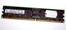 1 GB DDR-RAM 184-pin PC-3200R Registered-ECC  CL3 Samsung...