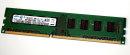 2 GB DDR3-RAM 240-pin 2Rx8 PC3-10600U non-ECC  Samsung...