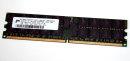 2 GB DDR2-RAM 240-pin Registered ECC 2Rx4 PC2-5300P...
