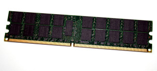 2 GB DDR2-RAM Registered-ECC 2Rx4 PC2-5300P  Samsung M393T5750EZA-CE6