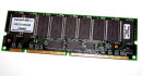 256 MB SD-RAM 168-pin PC-133R Registered-ECC Kingston...