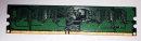 1 GB DDR2-RAM 240-pin PC2-5300U non-ECC  Samsung M378T2863RZS-CE6