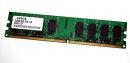 2 GB DDR2-RAM 240-pin PC2-6400U nonECC AXEGA   5316