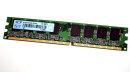 1 GB DDR-RAM 184-pin PC-3200U non-ECC  NCP NCPD7AUDR-50M48
