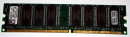 1 GB DDR-RAM 184-pin PC-3200U non-ECC 400 MHz Kingston...