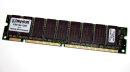 256 MB SD-RAM 168-pin PC-100 ECC  Kingston KSE1841/256...