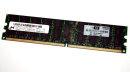 4 GB DDR2-RAM 240-pin Registered ECC 2Rx4 PC2-6400P...