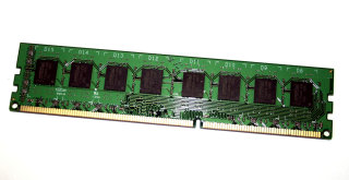 4 GB DDR3-RAM 240-pin PC3-12800U non-ECC 1,5V CL11  Crucial CT51264BA160B.C16FER2