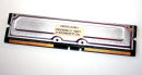 256 MB 184-pin RDRAM Rambus PC-800 non-ECC 45ns  Samsung...