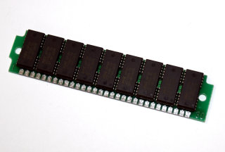 1 MB SIMM 30-pin 60 NS 3-Chip 1mx9 /'ZMD mm109-60/' topless