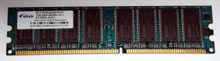 1 GB DDR-RAM 184-pin 2Rx8 PC-3200U non-ECC Elixir M2Y1G64DS8HB1G-5T