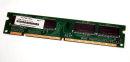 256 MB SD-RAM 168-pin PC-133U CL2 non-ECC 8-Chip...