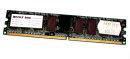2 GB DDR2-RAM 240-pin 2Rx8 PC2-4200U non-ECC CL4  Buffalo...