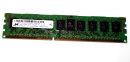 4 GB DDR3-RAM Registered ECC 1Rx4 PC3-10600R Micron...