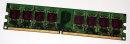 1 GB DDR2-RAM 240-pin 2Rx8 PC2-5300U non-ECC  Hynix HYMP512U64BP8-Y5 AB-T