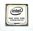 Intel Prozessor XEON E5420 Quad-Core  SLBBL  Server CPU...