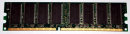 1 GB DDR-RAM 184-pin PC-3200U non-ECC  Samsung M368L2923CUN-CCC