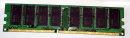 1 GB DDR-RAM 184-pin PC-3200U non-ECC  Elixir M2U1G64DS8HB1G-5T