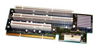 RAW Card 2 x 64-bit PCI + 1 x 32-bit PCI 3.3V IBM FRU: 48P9027  für IBM xServer 345
