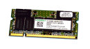 512 MB DDR-RAM 200-pin SO-DIMM PC-2100S  Kingmax...