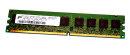 1 GB ECC-Memory 240-pin DDR2-RAM 2Rx8 PC2-4200E  Micron...