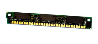 4 MB Simm 30-pin mit Parity 70 ns 3-Chip Chips: 2x Texas Instruments TMS417400DJ-70 + 1x NEC 424100-60   g