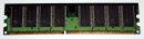 1 GB DDR-RAM 184-pin PC-3200U non-ECC ValueSelect  Corsair VS1GB400C3