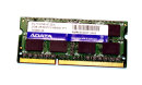 2 GB DDR3-RAM 204-pin SO-DIMM 2Rx8 PC3-8500S  Adata...