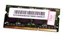 2 GB DDR3 RAM 204-pin SO-DIMM 2Rx8 PC3-10600S  Adata...