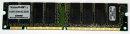 256 MB SD-RAM 168-pin PC-133U non-ECC  Kingston...