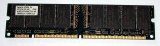 256 MB SD-RAM 168-pin PC-133 non-ECC  CL3 Hynix HYM71V32635HCT8-H AA