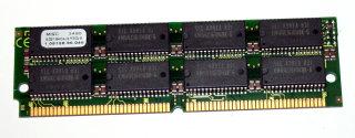 64 MB EDO-RAM 72-pin PS/2-Memory non-Parity 60 ns  MSC93216404J4YSG-6