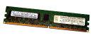 1 GB DDR2-RAM 240-pin ECC-Memory 2Rx8 PC2-5300E  Samsung...