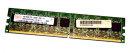 1 GB DDR2-RAM 240-pin 2Rx8 PC2-5300E ECC-Memory  Hynix...