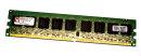1 GB ECC DDR2-RAM 240-pin PC2-5300E ECC-Memory Kingston...