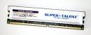 1 GB DDR2-RAM 240-pin PC2-5300U non-ECC CL5  Super-Talent...