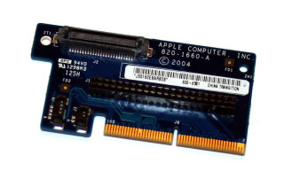Interface-Board für Mac Mini PowerPC (A1103)  Apple 820-1660-A