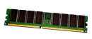 1 GB DDR-RAM 184-pin PC-3200U non-ECC  NCP HYND7AUDR-50M48