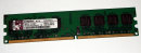 1 GB DDR2-RAM 240-pin PC2-5300U non-ECC  Kingston...