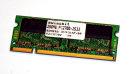 256 MB DDR RAM 200-pin SO-DIMM PC-2700S Laptop-Memory...
