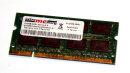 512 MB DDR-RAM 200-pin SO-DIMM PC-2700S 16-Chip...