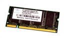 128 MB DDR RAM 200-pin SO-DIMM PC-2100S  Nanya...
