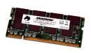1 GB DDR-RAM 200-pin SO-DIMM PC-2700S CL2.5...