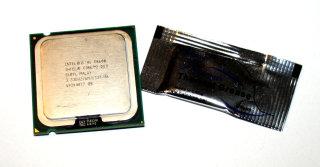 CPU Intel Core2Duo Prozessor E8600 SLB9L  Sockel 775   3.33 GHz / 6M / 1333 / 06